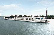 Flusskreuzfahrtschiff A-ROSA AQUA