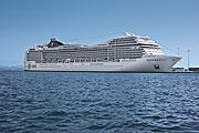 Kreuzfahrtschiff MSC Magnifica