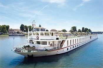 nicko tours - MS PRINCESSE DE PROVENCE Flusskreuzfahrt ...