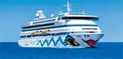 Kreuzfahrtschiff AIDAaura
