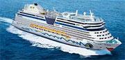 Kreuzfahrtschiff AIDAdiva