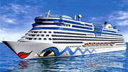 Kreuzfahrtschiff AIDAluna