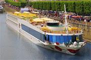 Flusskreuzfahrtschiff A-ROSA LUNA