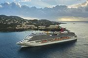 Kreuzfahrtschiff Carnival Breeze