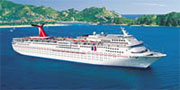 Kreuzfahrtschiff Carnival Elation
