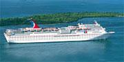 Kreuzfahrtschiff Carnival Fascination