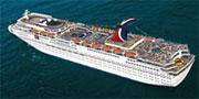 Kreuzfahrtschiff Carnival Sensation