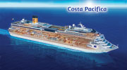 Kreuzfahrtschiff Costa Pacifica