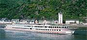 Flusskreuzfahrtschiff MS Alemannia