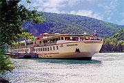 Flusskreuzfahrtschiff MS Donaustar