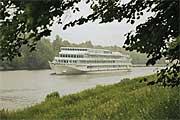 Flusskreuzfahrtschiff MS Fedin