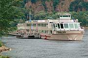 Flusskreuzfahrtschiff MS Fidelio