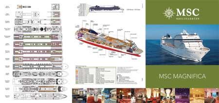 Msc msc magnifica kreuzfahrt kreuzfahrtschiff for Msc magnifica foto
