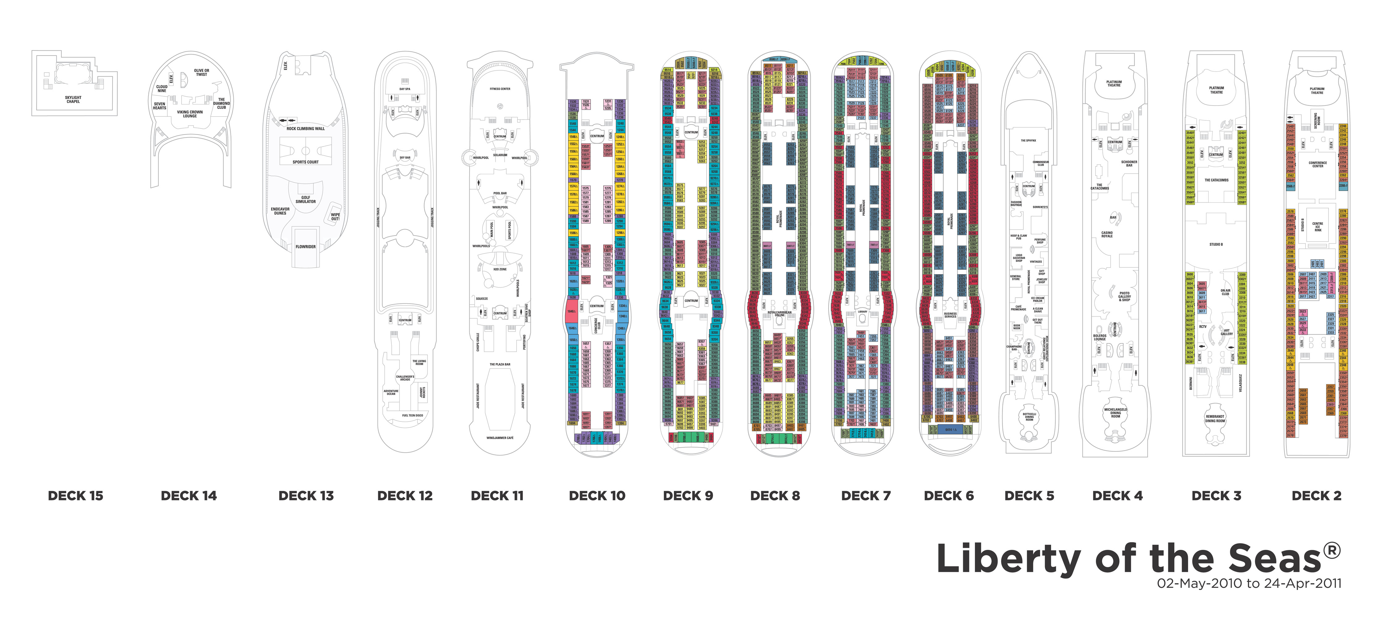 Liberty Of The Seas Floor Plan Carpet Vidalondon