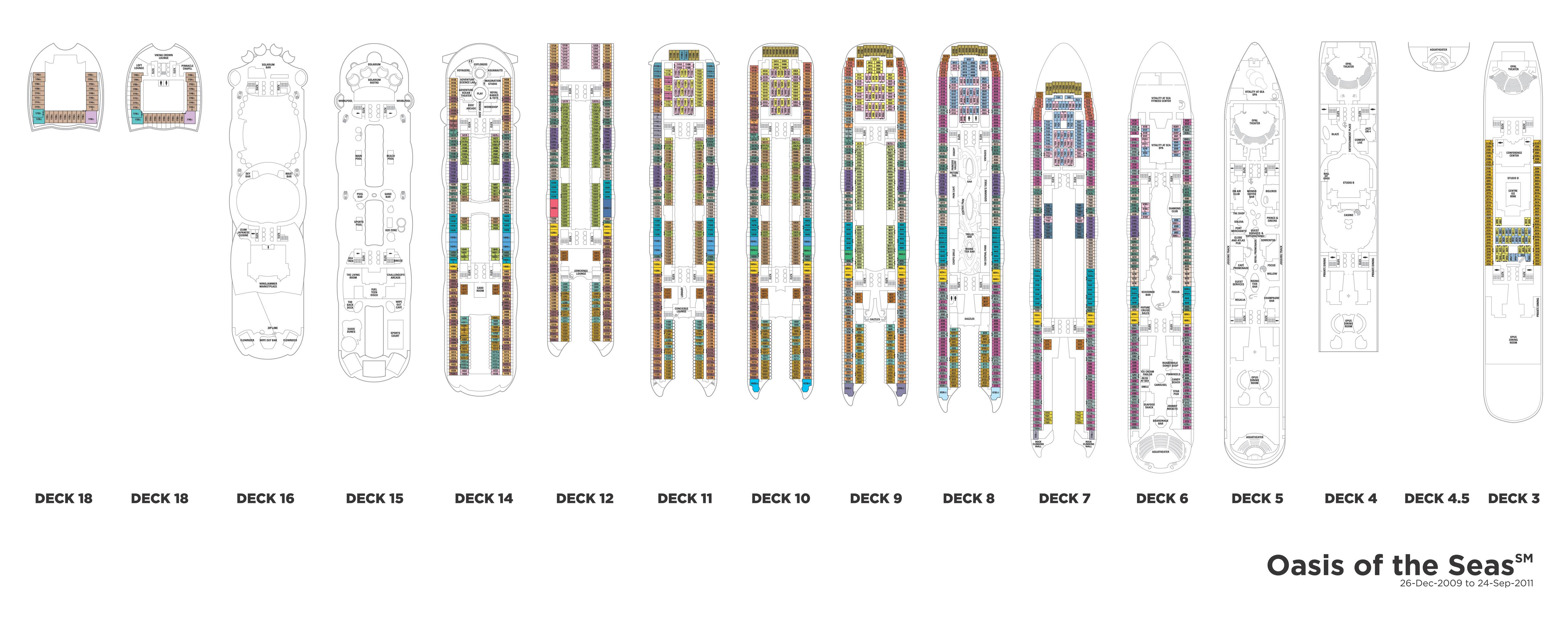 23 Amazing Oasis Deck Plans Architecture 24707