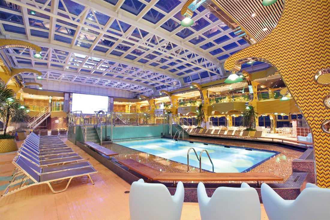 Costa Kreuzfahrten - Costa Concordia Kreuzfahrt, Kreuzfahrtschiff