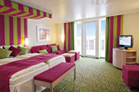 AIDAblu Junior Suite