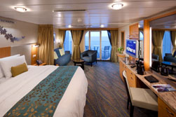 Royal Caribbean Oasis of the Seas Junior Suite